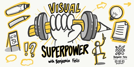 Visual Superpower (ENG)  - The Starter Session (6 participants only) tickets