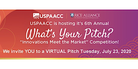 VIRTUAL What's Your Pitch: Innovations Meet the Market - Southeast Regional tickets
