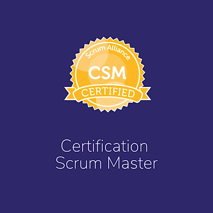 Image pour Certification Scrum Master