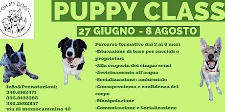 Puppy Class biglietti