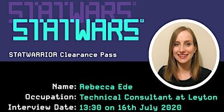 Rebecca Ede presents Ta-Da, it's Da-Ta! tickets