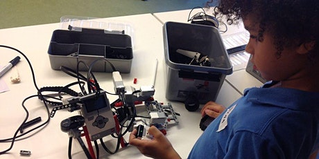 Online Course: LEGO Mindstorms Coding & Robotics for kids -July 13-17, 2020 tickets