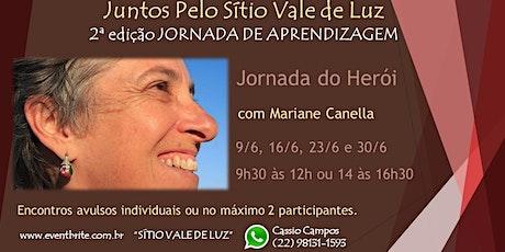 Jornada do Herói com Mariane Canella ingressos