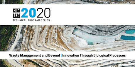 Waste Management and Beyond | Innovation Through Biological Processes tickets