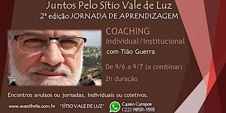 Coaching com Tião Guerra ingressos