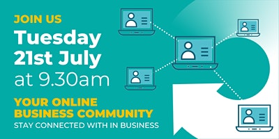 Online Business Networking Community Event