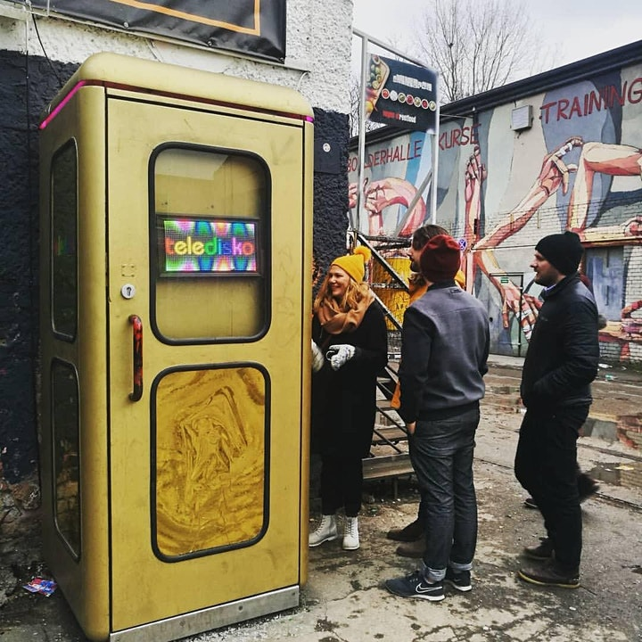 Alternative Berlin Street Art and Clubbing Experience image