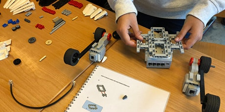 Online Course: LEGO Mindstorms Coding & Robotics for kids -July 20-24, 2020 tickets