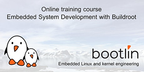 Bootlin Embedded Linux development with Buildroot Training Seminar tickets