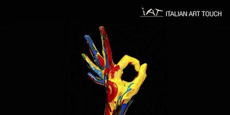 MARATONA ESPOSITIVA e MUSICALE by Italian Art Touch - 9 Luglio 2020 tickets