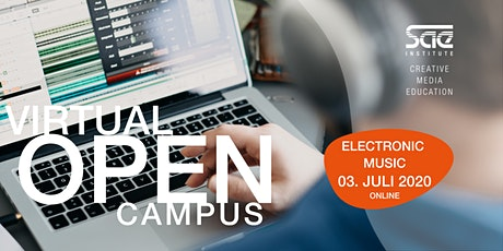 OPEN CAMPUS #EMP - ELECTRONIC MUSIC PRODUCTION Tickets
