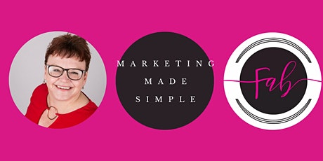 Marketing Made Simple tickets