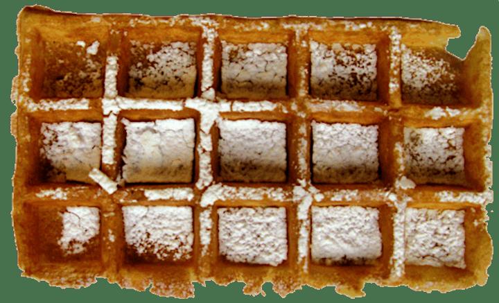 Waffle workshop in Brussels image