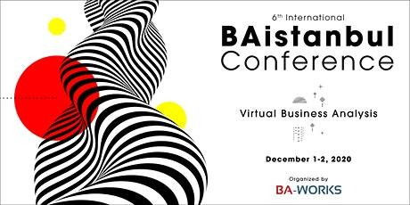 Virtual BAistanbul Conference 2020 tickets