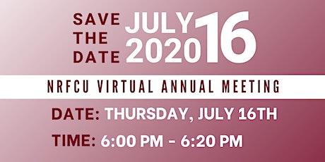 Niagara Regional FCU Annual Meeting tickets