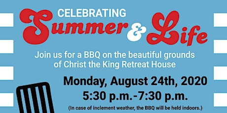 Celebrating Summer & Life BBQ (561-29005) tickets