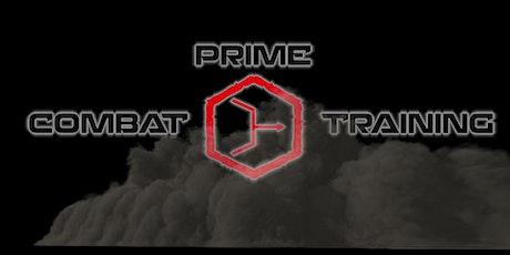 Prime Combat Training - Pistol Shooting Foundations tickets