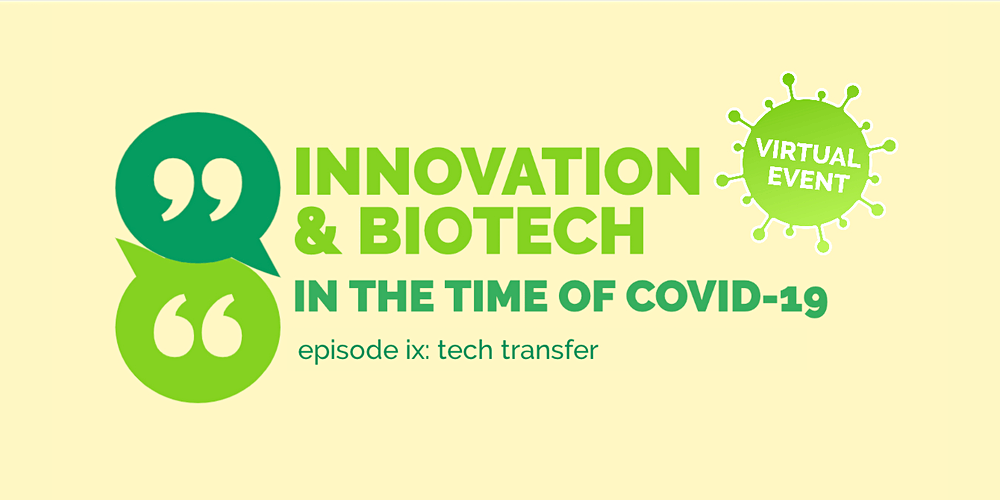 Join LabCentral on Tuesday, June 23 for a new episode of our series focused on innovation and biotech in the time of COVID-19.