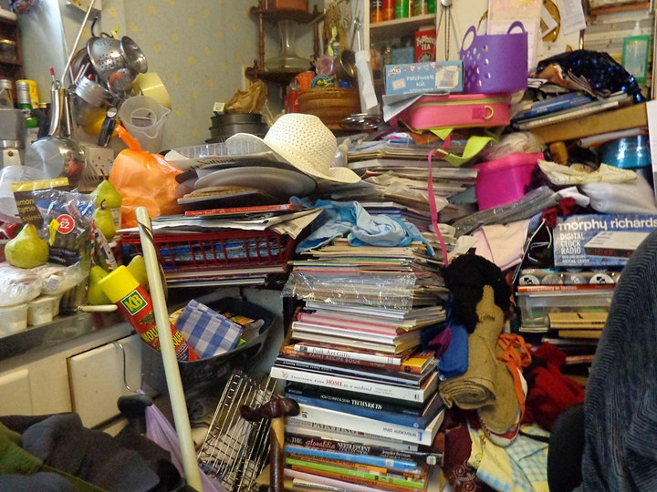 Virtual Hoarding Awareness Training (for practitioners and those affected) image
