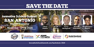 2020 Innovative Schools Summit SAN ANTONIO