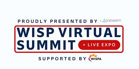 WISP Virtual Summit 2020 tickets