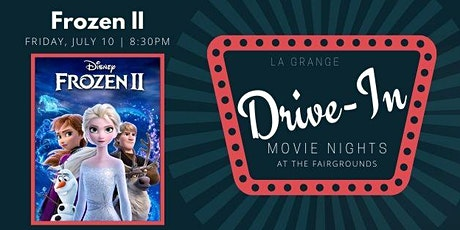 Drive-In Movie Nights at the Fairgrounds -Frozen II tickets