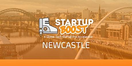 Startup Boost Newcastle Open Evening tickets