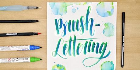 Brush Lettering - für Anfänger - Graz - Juli Tickets