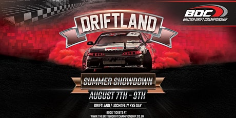 BDC - Driftland - Summer Showdown tickets
