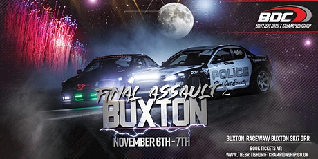 BDC - Buxton - Final Assault 2 tickets