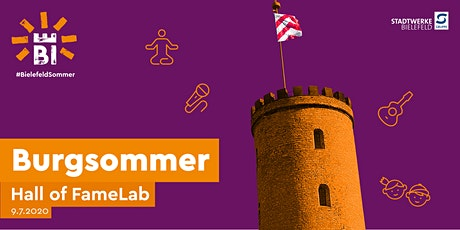 Burgsommer: 10 Jahre FameLab Germany Tickets