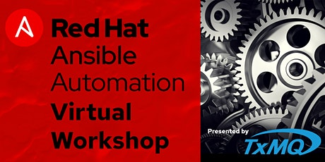 Red Hat Ansible Automation Virtual Workshop tickets