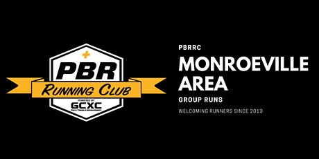PBRRC Monroeville Area Wednesday Group Run tickets