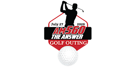 AM 560 Back to Business Golf Outing tickets