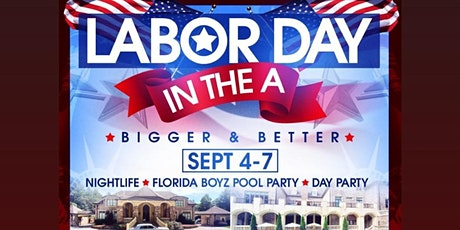 Labor Day In The A tickets