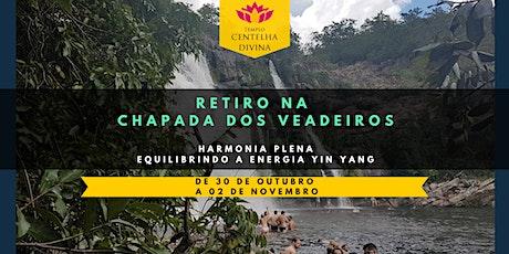 Retiro no feriado de 02 novembro Na Chapada dos Veadeiros - Alto Paraíso ingressos