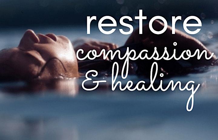 Pause to Breathe : Yoga, meditation, yoga nidra - gentle weekend retreat image