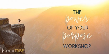 Workshop: The Power of your Purpose tickets