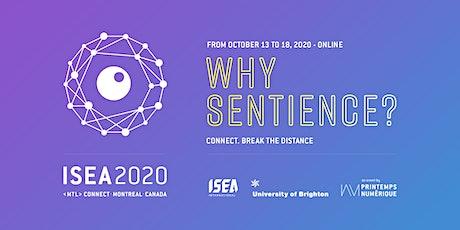 ISEA2020 Online - Symposium entradas