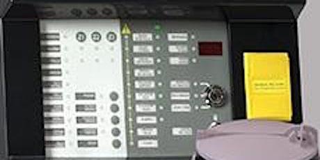 Curso de Sistemas de deteção de incêndio e extinção DETNOV Tickets