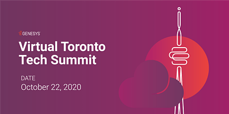 Virtual Toronto Tech Summit 2020 tickets