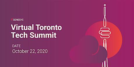 Virtual Toronto Tech Summit 2020 tickets