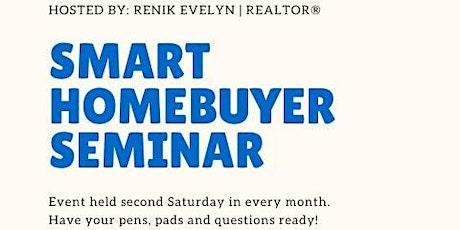 Smart Home Buyer Seminar tickets