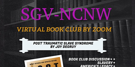 San Gabriel Valley Section -  National Council of Negro Women Book Club tickets