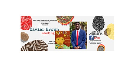 4 - Reading Out Loud with Xavier Brown! tickets