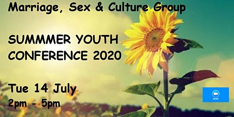 MSC Youth Conference Summer 2020 tickets