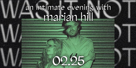 Marian Hill tickets