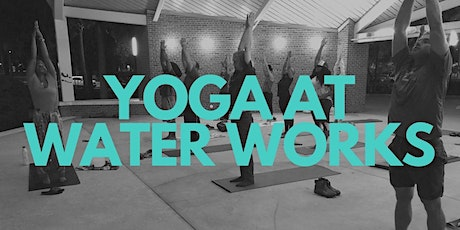 Yoga at Water Works Park tickets