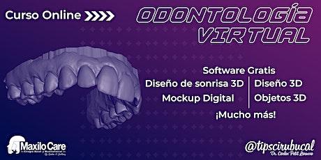 Odontología Virtual entradas