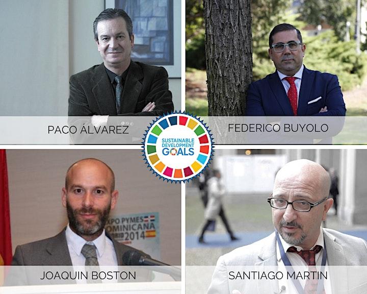 Imagen de Impacto del Covid en los ODS ¿Oportunidad o Amenaza? - Foro Economía Humana